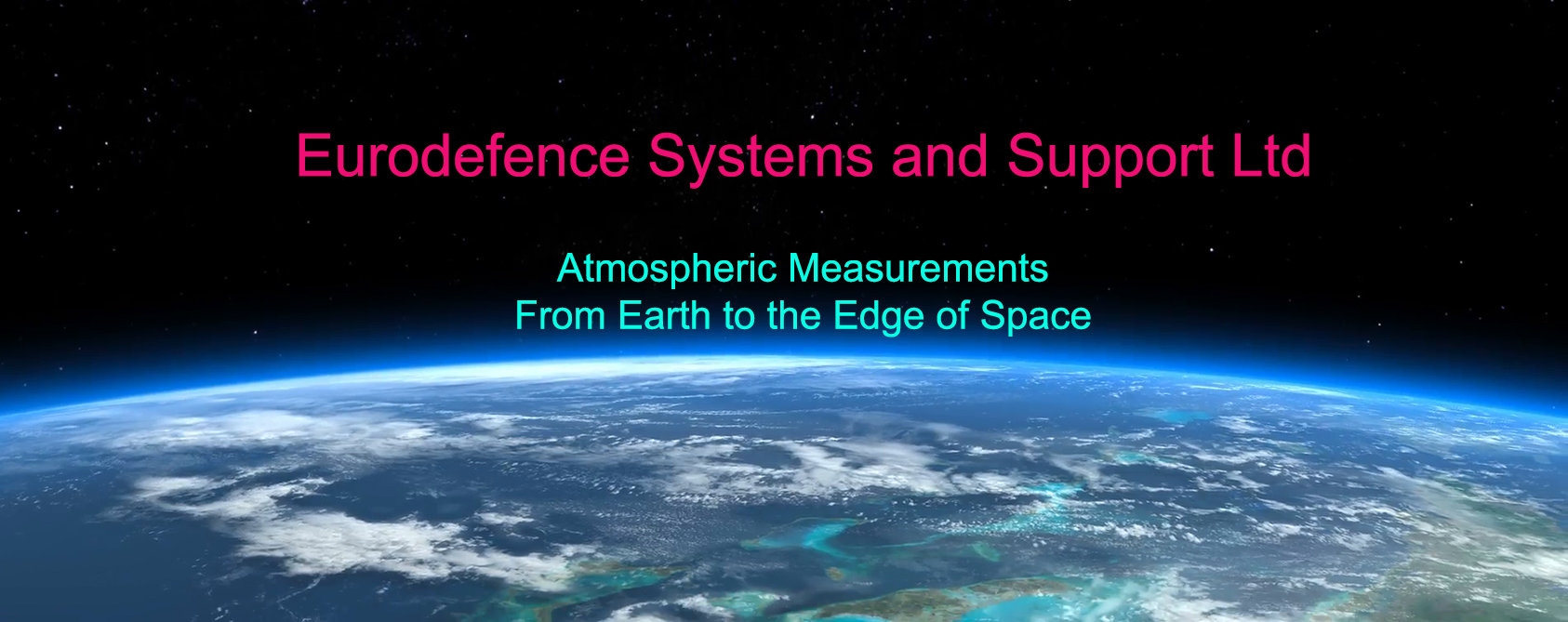 Eurodefence Systems : Environmental Sensing Technologies Systems and Training